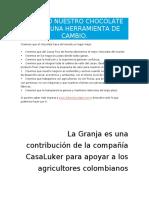 CARACTERISTICAS E HISTORIA CASA LUKER