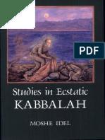 Moshe Idel - Studies in Ecstatic Kabbalah -SUNY Press (1988)