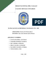 FRACASO DE LAS REFORMAS COLONIALES CAP.1
