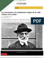 La cuarentena y el sentimiento trágico de la vida.pdf