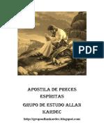 Apostila de Preces Espiritas (Grupo de Estudo Allan Kardec).pdf