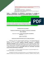 4. 2018-00109-00231 (A) - Inexistencia del demandado. Sucursal de sociedad extranjera. La demanda se entiende presentada contra la propietaria.docx
