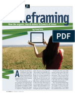 Reframing Discipleship by Frank Viola