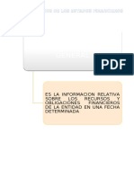 ELEMENTOS BÁSICOS DE LOS ESTADOS FINANCIEROS