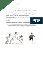 Habilidades Motrices Unidad 1 4 BASICO
