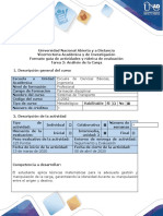 Guía de Actividades y Rubrica de Evaluación - Tarea 2 - Análisis de la Carga (2).docx