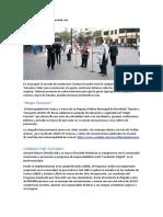 Estadísticas de campañas viales Quito