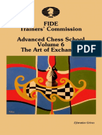 Grivas, Efstratios - Fide Trainers' Commission Vol. 6 The Art of Exchanges 2015