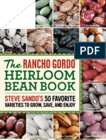 The Rancho Gordo Heirloom Bean Book BLAD