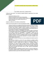 Ferro, A. et al. (2007). Soñar el análisis
