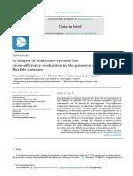 healthcare systems forcross-efficiency evaluation in the presence offlexible measure (1)_es-LA.docx