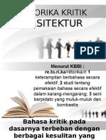 Retorika Kritik Arsitektur.pptx