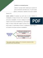 Análisis cualitativo y cuantitativo en cromatografía gaseosa