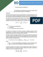 Guía de Práctica 11 - Presión de vapor de una sustancia Pura