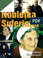 Kupdf.net Nobletea Suferintei de Sabina Wurmbrand