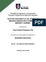 Análisis esquemático del modelo de negocio basado en E-Commerce - Amazon y Alibaba.pdf