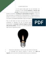 LA IDEA NEGOCIOS modulo 1.docx