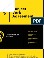 Subject Verb Agreement-converted