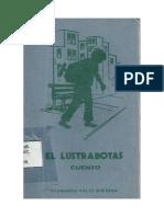 El Lustrabotas de Huacho cuento Fernando Valle Buendia
