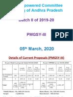 PEC AP 05.03.2020-PMGSY-III.ppt