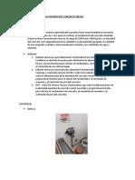 DETERMINACIÓN DEL PESO UNITARIO DEL CONCRETO FRESCO.docx