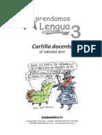 Aprendamos Lengua 3