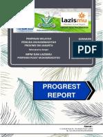 PROGRESS REPORT COVID19 LAZISMU