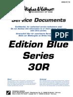 Hughes Kettner Edition Blue Series 30r Service Manual Hu1703