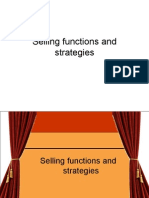 Sales Functions and Organizational Strategies