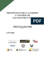 PROTOCOLO-SALVOCONDUCTO COVID19