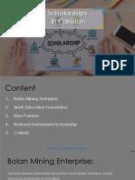 Scholarships in Pakistan - scholarships