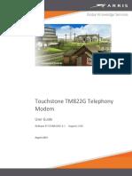TM822G-NA User Guide