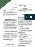 Biocidas - Legislacao Portuguesa - 2010/12 - Decl Rect nº 37 - QUALI.PT