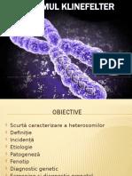 Sindromul Klinefelteri