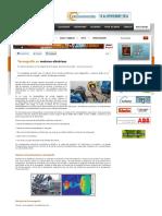 Revista Electroindustria - Termografía en motores eléctricos