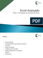 02-Formatação de uma folha de cálculo