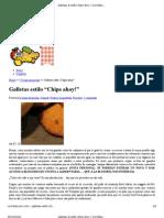 Galletas Al Estilo Chips Ahoy _ Cocinillas Yum