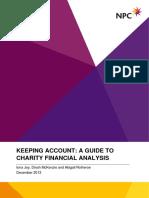 Keeping Account1