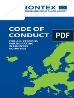 Frontex Code of Conduct