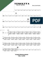 senorita original - Snare Drum