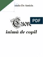 Cuore, inima de copil - Edmondo De Amicis (2).pdf
