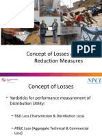 Concept of Losses and Loss Reduction Measures.pptx