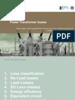 power transformer losses