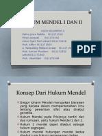 HUKUM MENDEL I DAN II.pptx