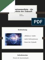 Quantummedizin