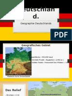 Geografie Deutschlands