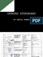 A Level Storyboard