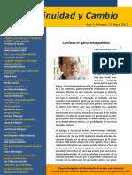 Continuidad y cambio, año 2, N° 17.pdf