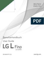 LG D290n L Fino Mobile Phone