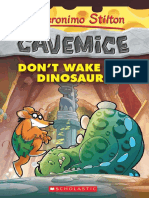 Dont Wake the Dinosaur by Stilton Geronimo (z-lib.org).pdf